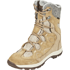 Jack Wolfskin Thunder Bay Texapore Winter Shoes High Cut Women sandstone